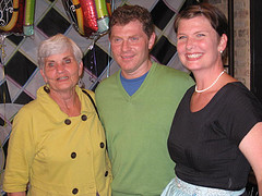 Mom bobby flay me casserole queens inside the queens studio meet mama pollock mom bobby flay me m4hsunfo