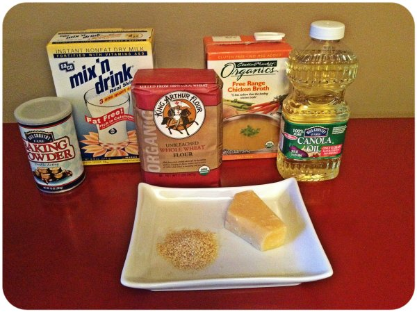Ingredients pretzels