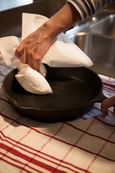 dry pan